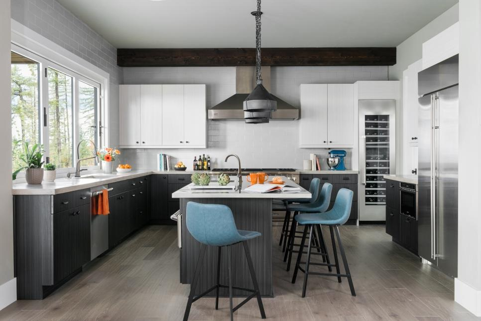 Kitchen Design Areas to Focus And Gallery Kitchen Design
