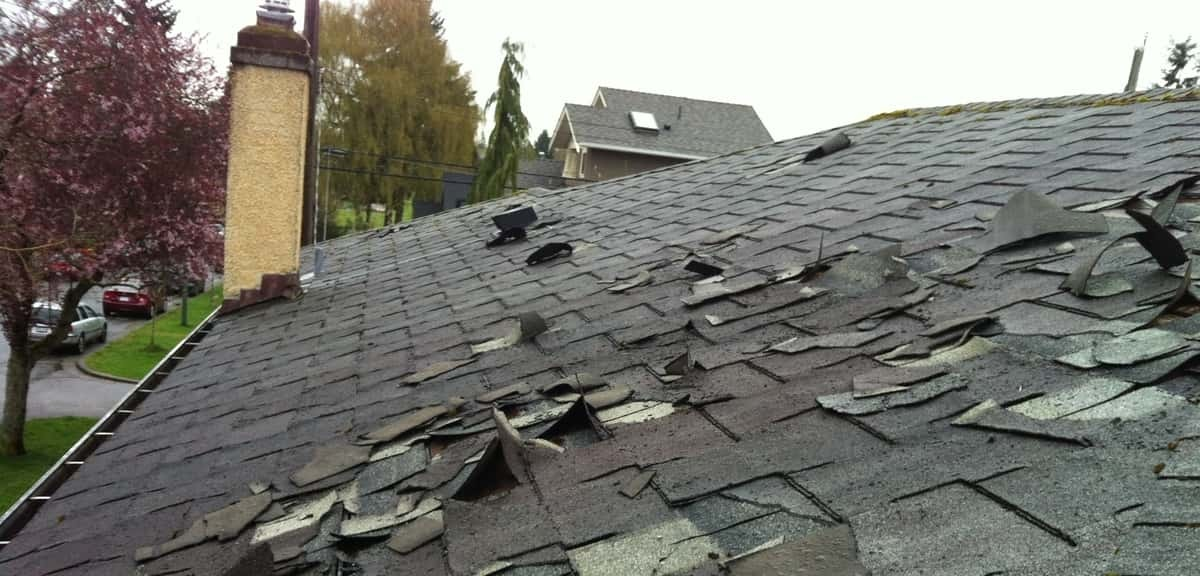 What are the signs that you need a new roof?