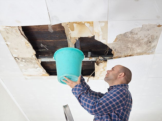 Common Causes of a Non-Waterproof,Leaking Roof