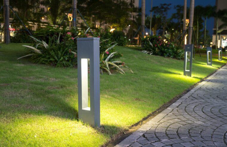 Do landscape lights use a lot of electricity?