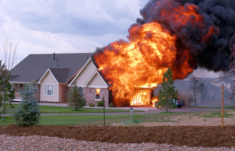 Can you sell a house with fire damage in Canton? Is it legal to do so?