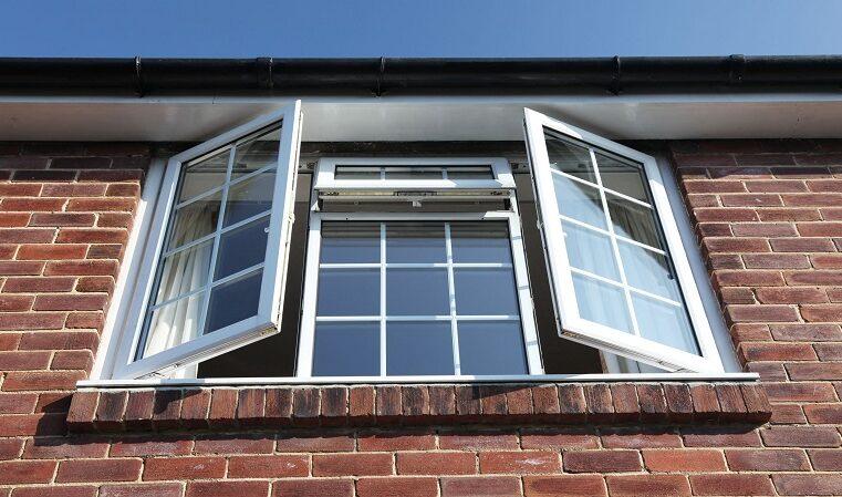 What is a casement window?