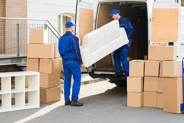 3 Key Advantages of Hiring a Moving Company London