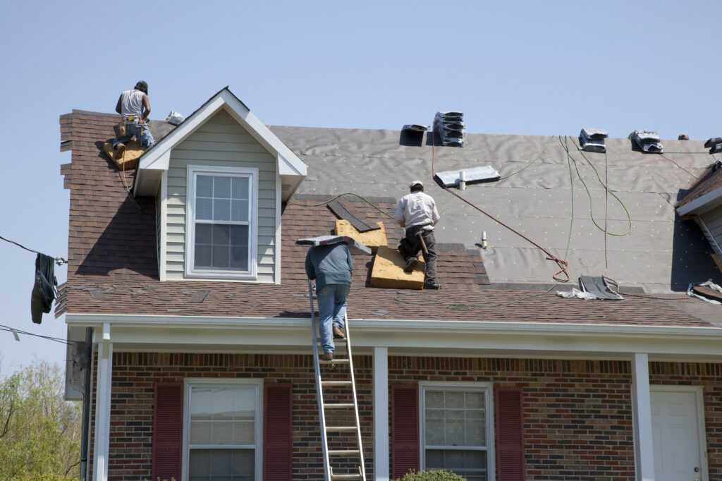 What To Expect During A Residential Roof Replacement?